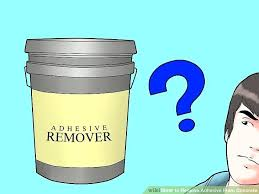 best way to remove adhesive from concrete image titled remove adhesive from concrete step 1 remove