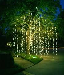 backyard party lighting ideas. tree wrap christmas lights top 46 outdoor lighting ideas illuminate the holiday spirit backyard party g
