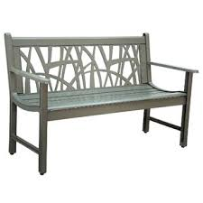 aluminum garden bench. Beautiful Aluminum Mississippi Cast Aluminum Garden Bench With Wayfair