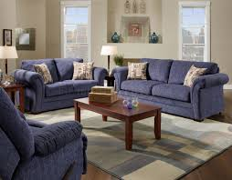 Leather Living Room Furniture Set Blue Sofa Contemporary Couch Living Room Furniture Set Cool Light