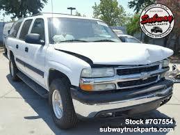 Used 2002 Chevrolet Suburban 1500 5.3L Parts Sacramento