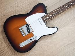 Fender Custom Shop Designed Telecaster 2014 Fender Classic Player Baja 60s Telecaster Guitar Custom