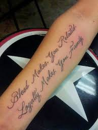 Best Tattoo Ideas For Men FAVE TATTOOS Pinterest Tattoo Quotes Unique Best Tattoo Quotes About Life