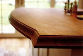 premium wide plank walnut wood countertop
