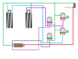 craig s giutar tech resource wiring diagrams 2 vol 2 tone 3 way selector switch view diagram