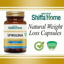 Spirulina Capsule Tablet Dietary Supplements for Weight Loss ...