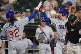 Chicago Cubs vs. Chicago White Sox ...