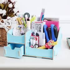 fabulous new diy wooden makeup organizer box fashion home desk jewelry sundries storage box make up organizer with diy makeup organizer