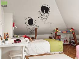 10 space themed wall decals for curious