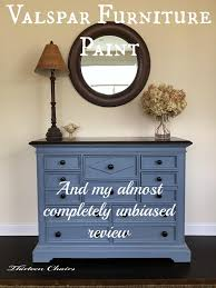 what color to paint furniture. Valspar Furniture Paint Review What Color To