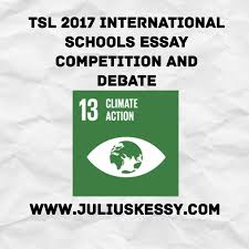 tsl international schools essay competition and debate