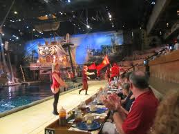 Pirates Voyage Seating Chart The View From Box J 1 Picture Of Pirates Voyage Myrtle