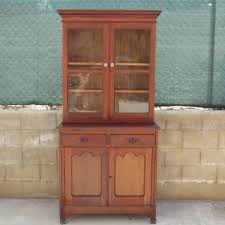 Sideboards: Astonishing Small Antique Hutch Antique Hutches And ...