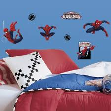 ultimate spider man wall stickers by