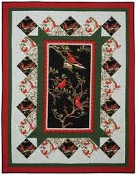 The Cardinal Rule Wallhanging Quilt Kit <br><font color=red ... & Cardinal Rule Quilt Kit | Keepsake Quilting Adamdwight.com