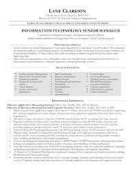 project management resume examples cipanewsletter cover letter software project manager resume sample software
