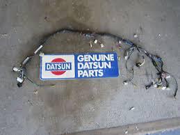 datsun 620 8 77 6 78 federal manual dash wiring harness 24013 b9800 Datsun Wiring Harness image is loading datsun 620 8 77 6 78 federal manual datsun 240z wiring harness