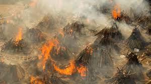 โควิดสายพันธุ์อินเดีย เบงกอล โคตรดุ ตายอีก 3.2 พันศพ เตือนอินเดียมุ่งสู่นรก