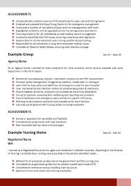 Resume Nurse  registered nurse resume examples australia   alexa     Pinterest