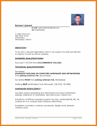 16 Combination Format Resume Hr Cover Letter