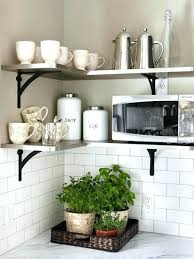 kitchen open shelving why wall works for kitchens lake house storage shelves in
