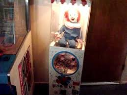 Ziggy The Talking Clown Vending Machine Cool Clown Vending Machine YouTube