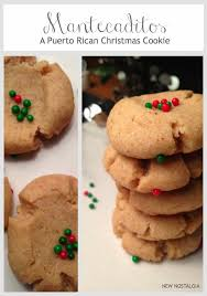 These cookies are a traditional puerto rican cookie that tastes amazing. Traditional Puerto Rican Christmas Cookies Mantecaditos Puerto Rican Cookies Kitchen Gidget At The Same Time However Puerto Rico Has A Good Percentage Of Islamic And Jewish Citizens And Many Native