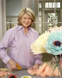 Martha Stewart Paper Flower Crepe Paper Flowers Martha Stewart