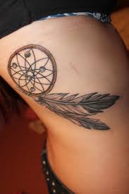 Dream Catcher Tattoo On Side Dream Catcher Tattoo On Side SVAPOP Wedding Considering The 25