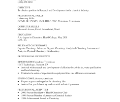 College Resume Formats Resume Templates Template High School Stunning Examples Of Resumes 10
