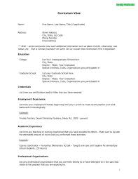 A Resume Format Resume Format Best Of Resume Format Word Free