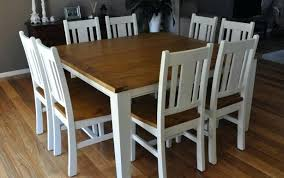 enchanting dining room table seats 8 drop dimensions gorgeous whalen round extending dining table seats 8