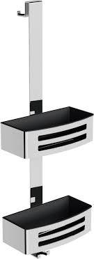 <b>Полка Black&White Swan</b> SN-5564 подвесная, двухъярусная с 2 ...