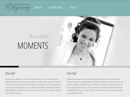 pageant ad page template free beauty website templates 67 free css