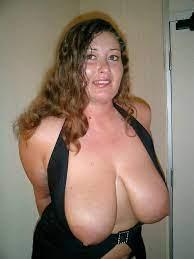 Chubby Big Hanging Tits