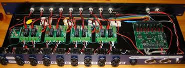 ipatch guitar pedal switcher highly liquid forum i didn t label the send and return because i wired it the same as a normalled patch bay send is the upper jack return is the lower jack