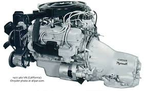 la chrysler small block v engines chrysler 360 v8 engine