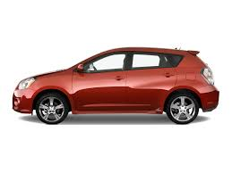 2010 Pontiac Vibe Reviews and Rating | Motor Trend