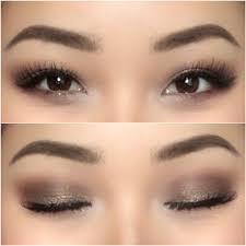 eye makeup asian photo 1
