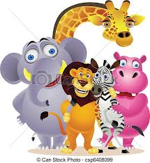 group of animals clipart. Interesting Animals Animal Group  Csp6408099 Inside Group Of Animals Clipart