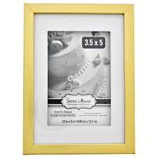 3 5x5 picture frames