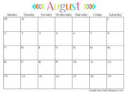 Daycare Menu Templates Sample Calendar Template Related For Budget ...