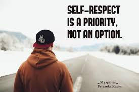 Self Respect Quotes Best Selfrespect SIMPLY MYSELF
