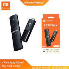 Mã ELMS4 giảm 7% đơn 500K] Xiaomi Mi TV Stick Android TV Box quốc tế - Hàng  chính hãng tốt giá rẻ