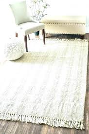 chevron jute rug rugs natural wavy with tassel take style to stripe wool and pottery barn hand woven bohemian beige multi wool jute rug and chunky