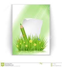 Spring Flyer Template Spring Flyer Stock Vector Illustration Of Background 24 3