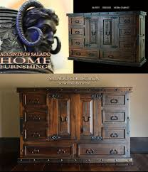 Southwest Bedroom Furniture Tuscan Style Tables Salado Collections