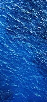 1125x2436, Blue Sea Apple Iphone X ...