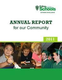 2011 Annual Report By Edina Public Schools Issuu