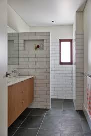 penny vintage bathroom floor